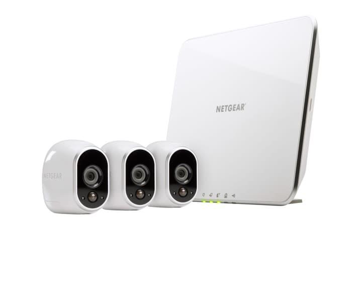 Arlo Sicherheitssystem mit 3 HD-Kameras Überwachungskamera Netgear 797967400000 Bild Nr. 1