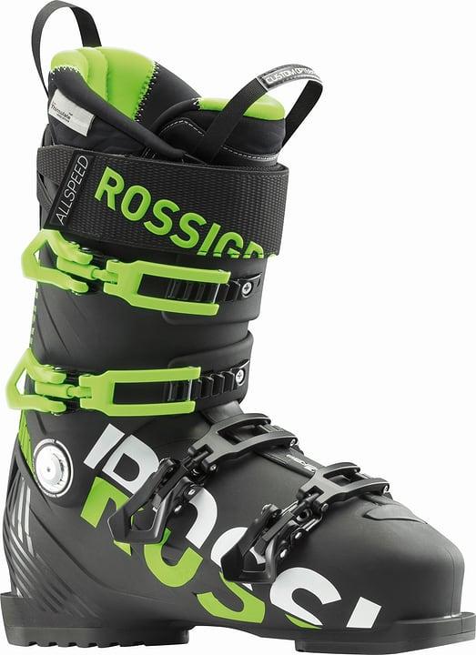 Allspeed Pro 100 Chaussure de ski pour homme Rossignol 495461840520 Couleur noir Taille 40.5 Photo no. 1