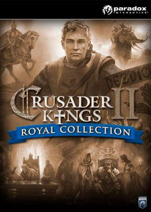 PC - Crusader Kings II: Royal Collection Download (ESD) 785300141334 Bild Nr. 1