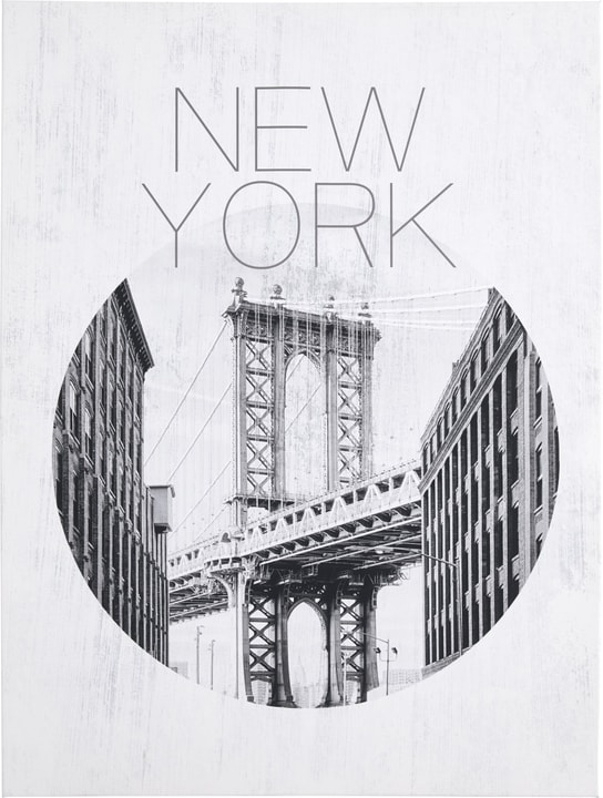 NEW YORK Quadro 431835300000 N. figura 1