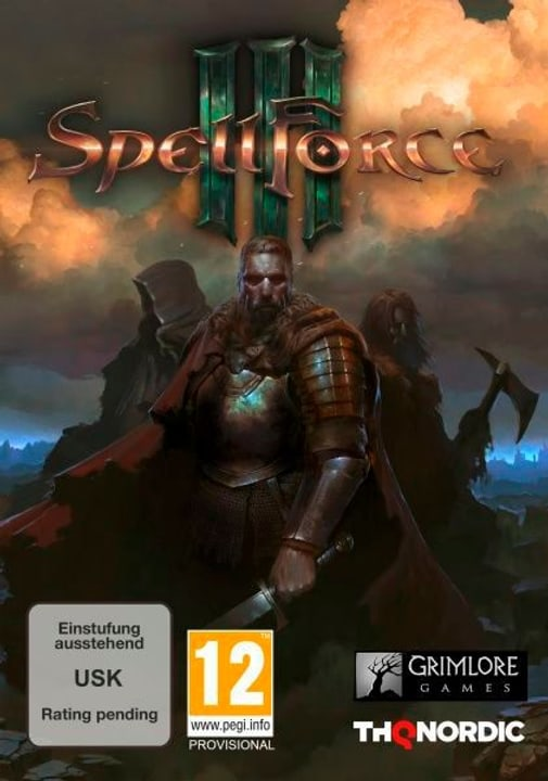SpellForce 3 [PC] (E/F/I) Physique (Box) 785300129736 Photo no. 1