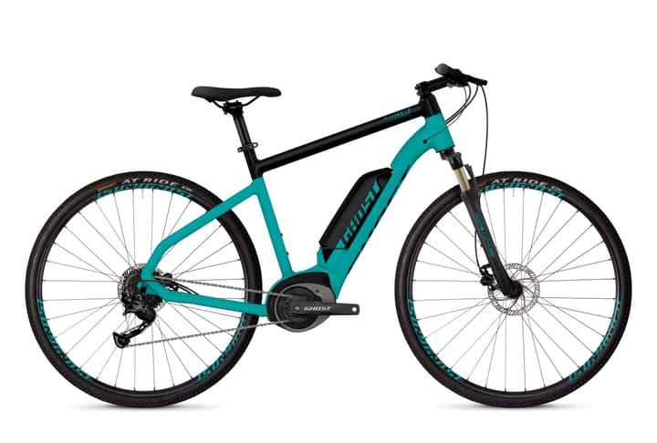 "Square Cross B1.8  28"" E-Trekkingbike Ghost 464817500340 Farbe blau Rahmengrösse S Bild Nr. 1"