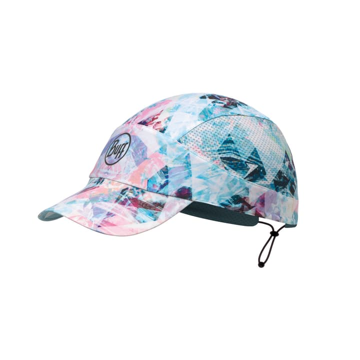 Pack Run Cap R-IRISED AQUA Casquette unisexe BUFF 462743199932 Couleur rose ce Taille one size Photo no. 1