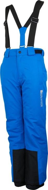 Pantalon de ski pour garçon Trevolution 466931512240 Couleur bleu Taille 122 Photo no. 1