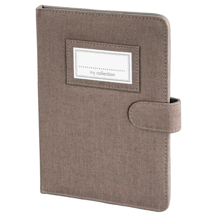 """Portfolio """"Leinen"""" pour lecteurs eBook de 15,24 cm (6"""") max., marron Hama 798211300000 N. figura 1"""