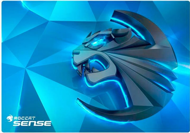 Sense Kinetic Mousepad ROCCAT 785300133303 Photo no. 1