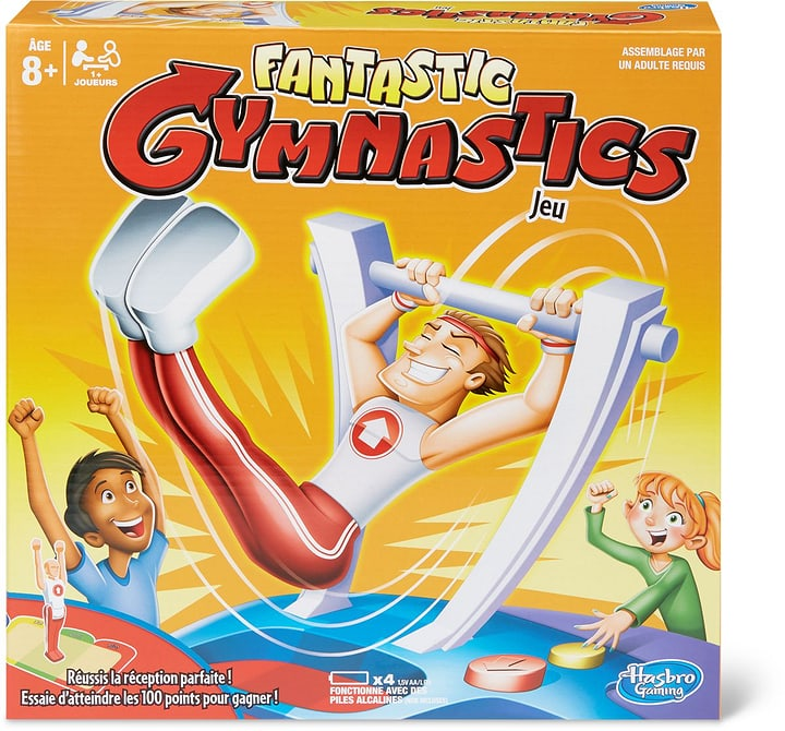 Fantastic Gymnastics (F) 748914590100 Bild Nr. 1