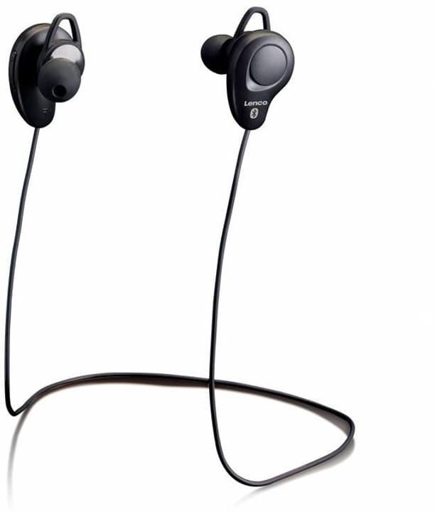 EPB-015 black Casque In-Ear Lenco 785300148606 Photo no. 1