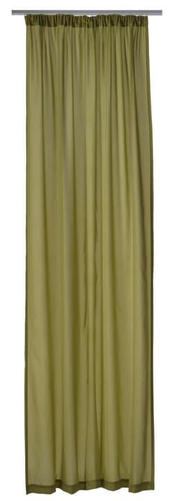 BOSTONE Nacht-Fertigvorhang 430265720860 Farbe Grün Grösse B: 140.0 cm x T: 260.0 cm x H:  Bild Nr. 1