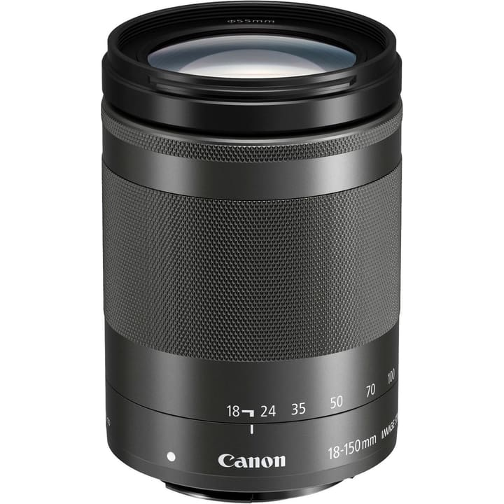 EF-M 18-150mm 3.5-6.3 IS STM Black Obiettivo Canon 785300125869 N. figura 1