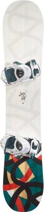 Lotus inkl. Spell Damen-Snowboard Salomon 494545714610 Farbe weiss Länge 146 Bild-Nr. 1