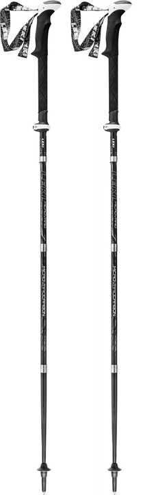 Micro Vario Carbon Strong Skitouren-Wander-Faltstock Leki 464608800000 Photo no. 1