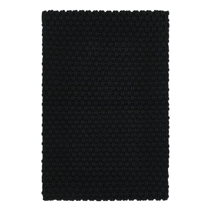 DEVAN tapis 371085306020 Dimensions L: 60.0 cm x P: 90.0 cm Couleur Noir Photo no. 1