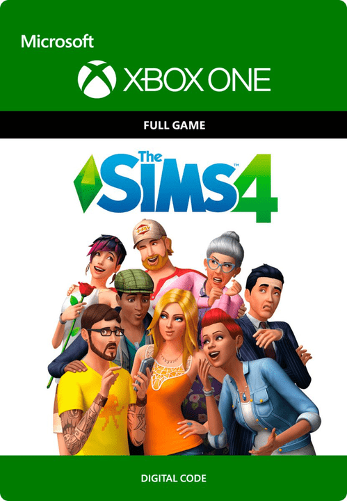 Xbox One - The SIMS 4 Download (ESD) 785300136307 N. figura 1