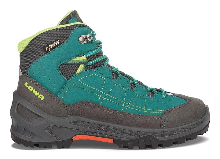 Approach GTX Mid Chaussures de randonnée pour enfant Lowa 460892428065 Couleur petrol Taille 28 Photo no. 1