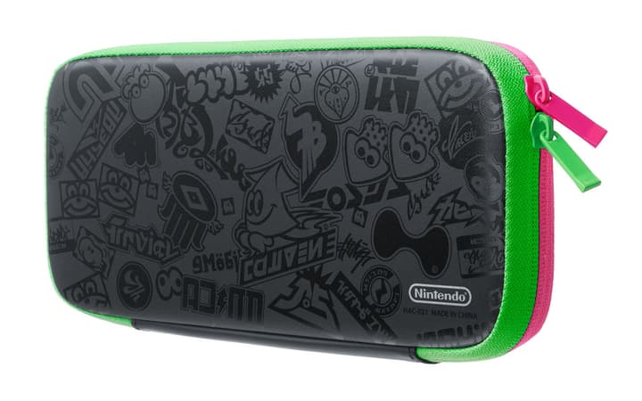 Pochette de transport et protection d'écran Édition Splatoon 2 Nintendo Switch Nintendo 798185500000 Photo no. 1