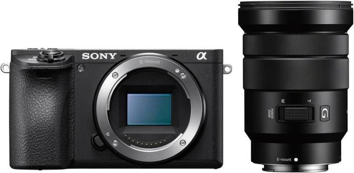 Kit Alpha 6500, 24,2 MP avec Objek Sony 785300145221 Photo no. 1
