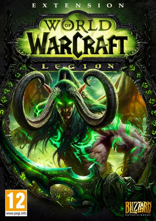 PC - WOW LEGION Physisch (Box) 785300120777 Bild Nr. 1
