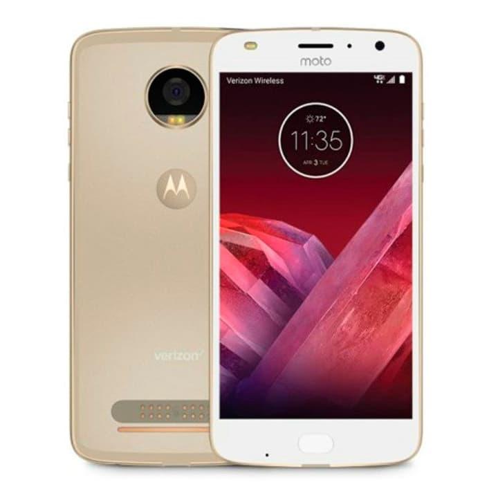 Moto Z2 Play gold Smartphone Motorola 785300133140 Bild Nr. 1