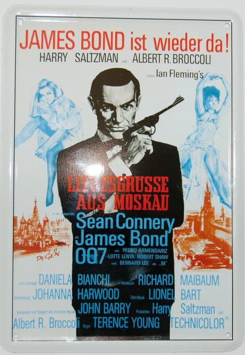 Signe de tôle James Bond 605135700000 Photo no. 1