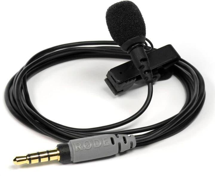 smartLav+, Lavalier Mikrofon 3.5mm Rode 785300145177 N. figura 1