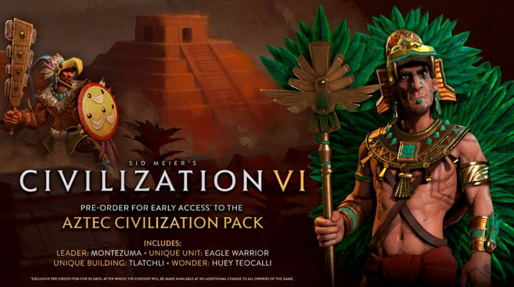 Mac - Sid Meier's Civilization VI Download (ESD) 785300133549 Photo no. 1