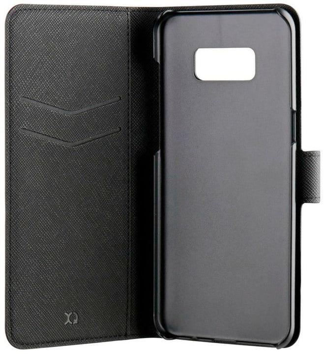Wallet Case Viskan noir Coque XQISIT 798303400000 Photo no. 1