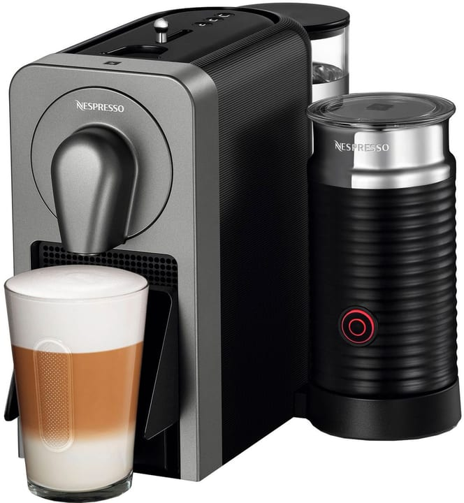 Prodigio & Milk Krups Titan Nespresso 717467000000 Photo no. 1