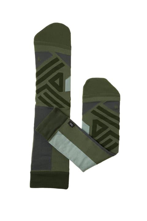 High Sock Chaussettes de course pour homme On 497183642067 Couleur olive Taille 42-43 Photo no. 1