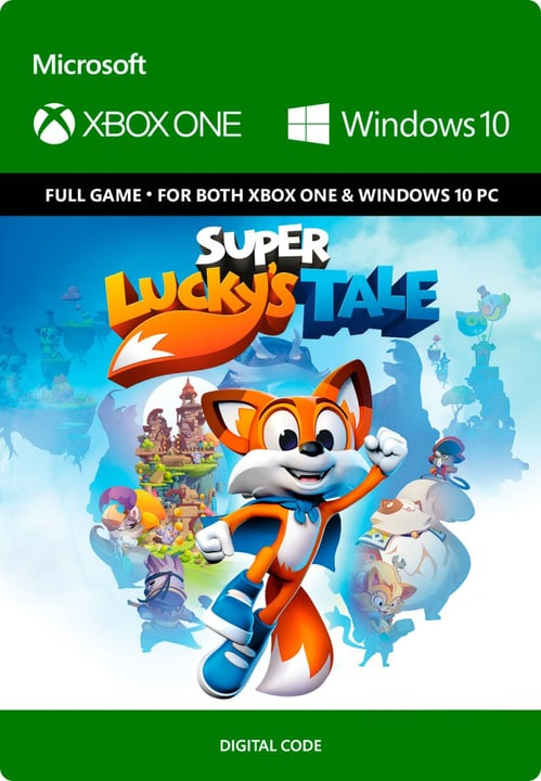 Xbox One - Super Lucky's Tale Numérique (ESD) 785300136281 Photo no. 1