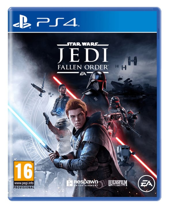 PS4 - Star Wars: Jedi Fallen Order Box 785300145616 Photo no. 1