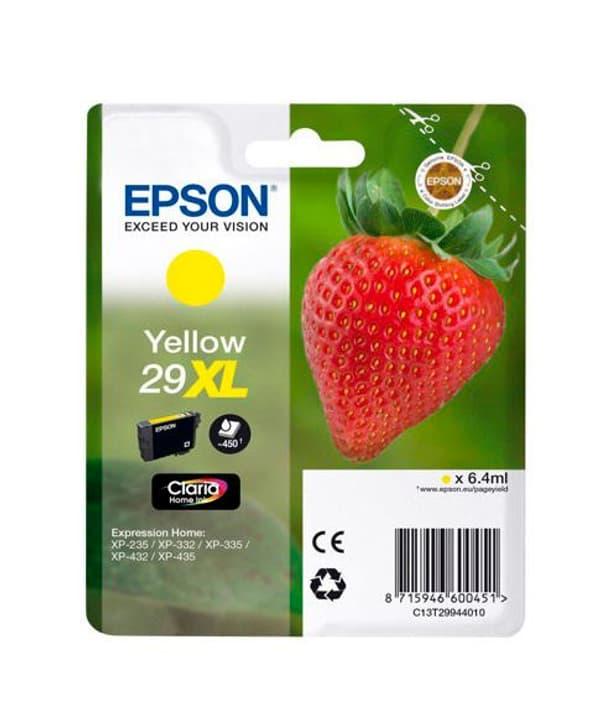 29XL Claria Home Ink cartouche d'encre jaune Epson 785300124989 Photo no. 1