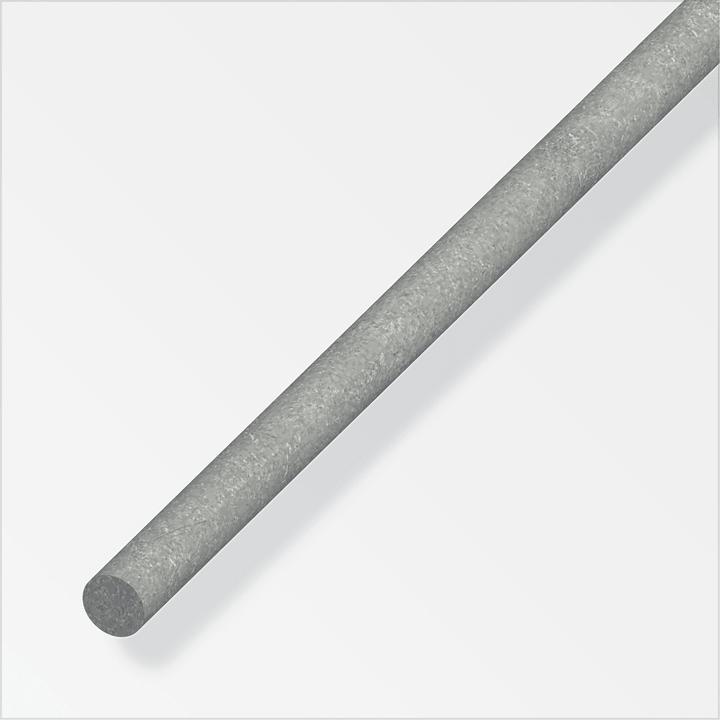 Tube rond 1 x 20 mm argent 1 m alfer 605138700000 Photo no. 1