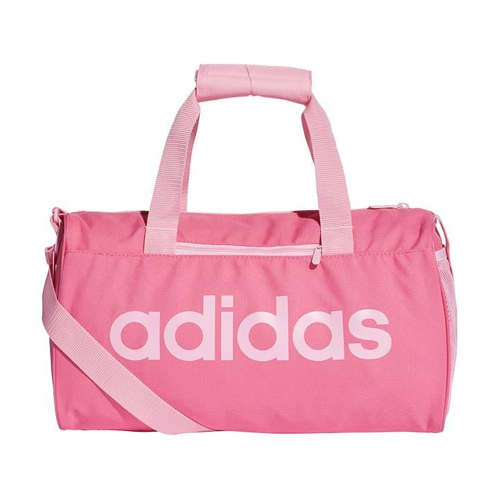 LINEAR CORE DUFFEL BAG Borsa per lo sport Adidas 499587900229 Colore magenta Taglie XS N. figura 1