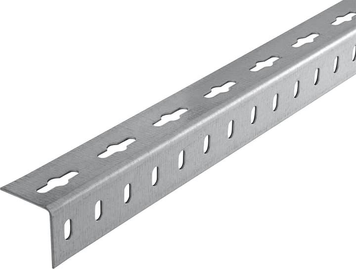 Winkel-Profil gleichschenklig 1.5 x 35.5 mm gelocht verz. 1 m alfer 605102700000 Bild Nr. 1