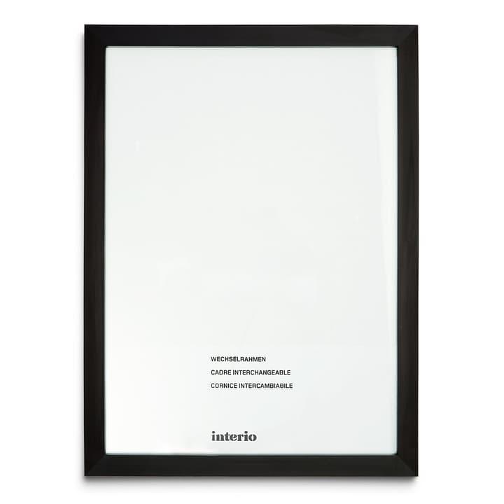 QUADROLINO Cornice 384000545679 Dimensioni quadro 70 x 100 Colore Nero N. figura 1