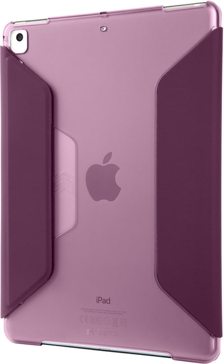 "Studio - Cover pour iPad 9.7"" (2017) - Violet STM 785300132880 Photo no. 1"