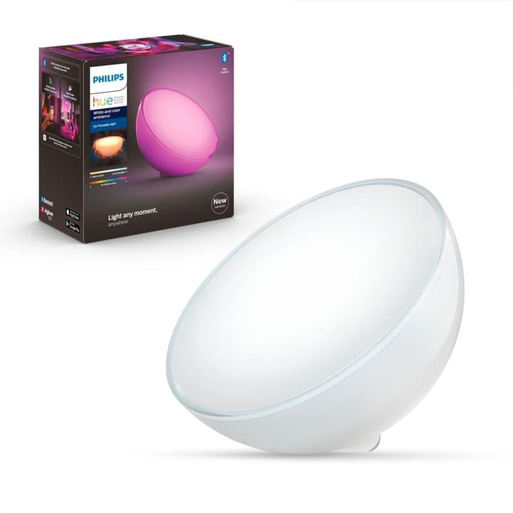 HUE GO Lampe de table Philips hue 421236900000 Photo no. 1