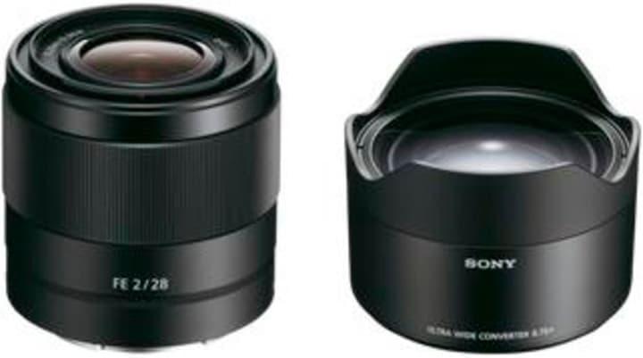 FE 28mm f / 2.0 + Objectife Sony 785300146477 N. figura 1