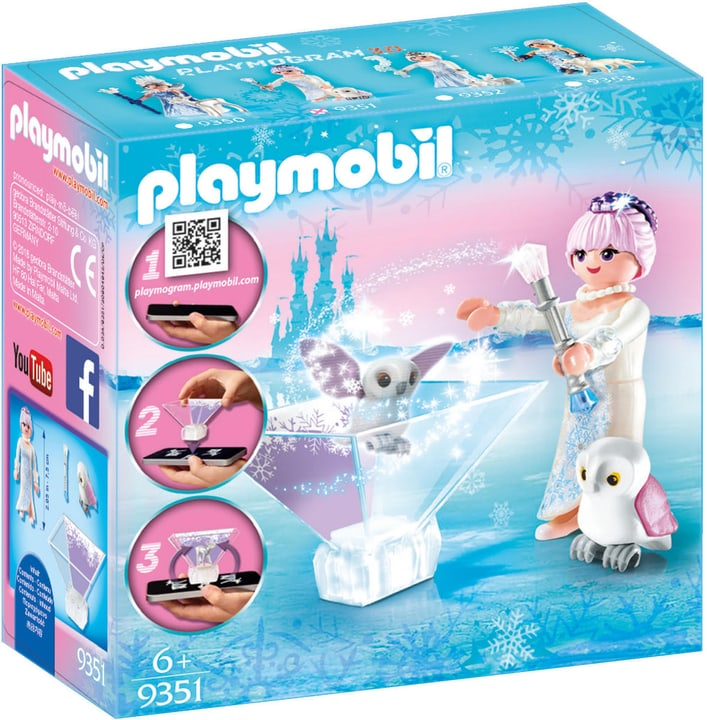 Playmobil Princesse Fleur de glace 746095500000 Photo no. 1