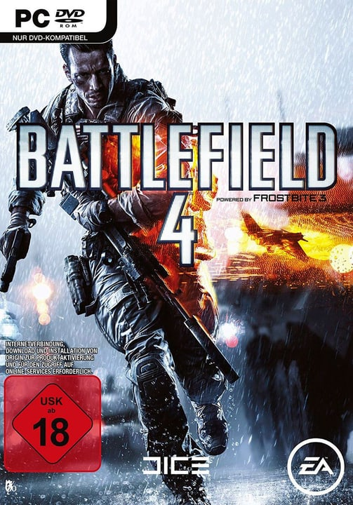 PC - Pyramide: Battlefield 4 Physique (Box) 785300121615 Photo no. 1