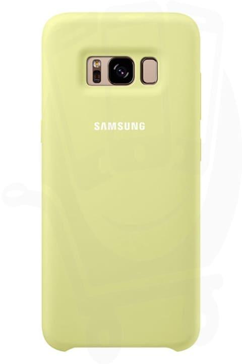 Silicone Cover vert Coque Samsung 785300140428 Photo no. 1