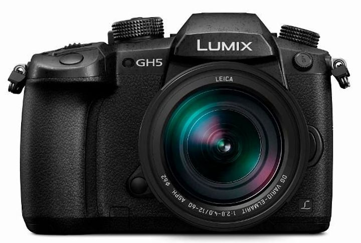 Lumix DC-GH5L Kit, DG Vario-Elmarit 12-60mm Kit appareil photo système Panasonic 785300128745 Photo no. 1
