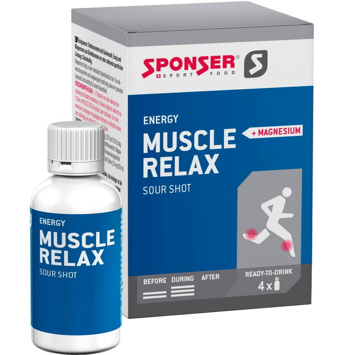 Muscle Relax Shot Sponser 463012000000 Photo no. 1