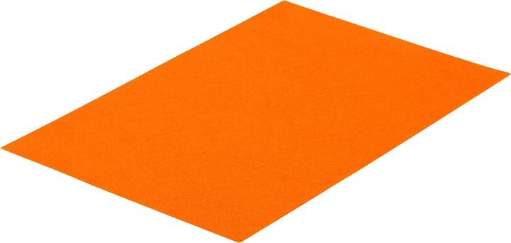 Fogli di feltro 20 x 30cm Art & Décor (Preba) 665702500000 Colore Arancione N. figura 1