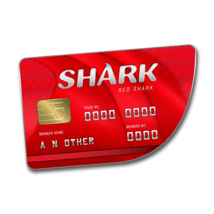 PC - Grand Theft Auto V: Red Shark Cash Card Numérique (ESD) 785300133692 Photo no. 1
