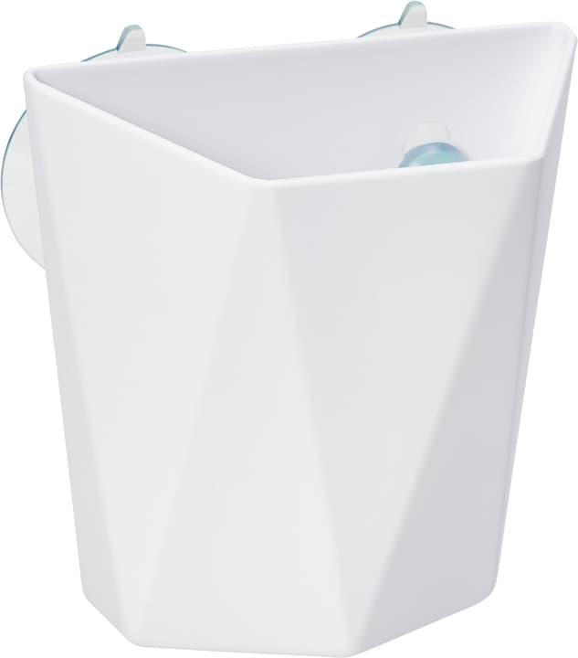 ALONSO Plastikbehälter klein 453155000110 Farbe Weiss Grösse B: 11.0 cm x T: 11.3 cm x H: 4.8 cm Bild Nr. 1