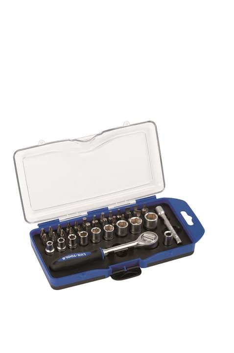 Set di inserti e chiavi a bussola 38 pz. Lux 601089600000 N. figura 1