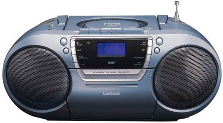 SCD-680 CD-Radio Lenco 785300148664 Bild Nr. 1