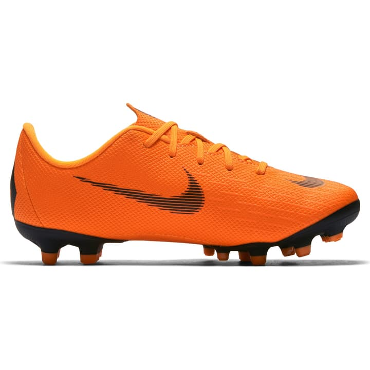 Vapor 12 Academy MG Chaussures de football pour enfant Nike 460666836034 Couleur orange Taille 36 Photo no. 1